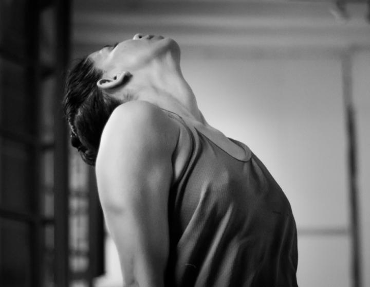 Omaris Mariñas, danza contemporánea